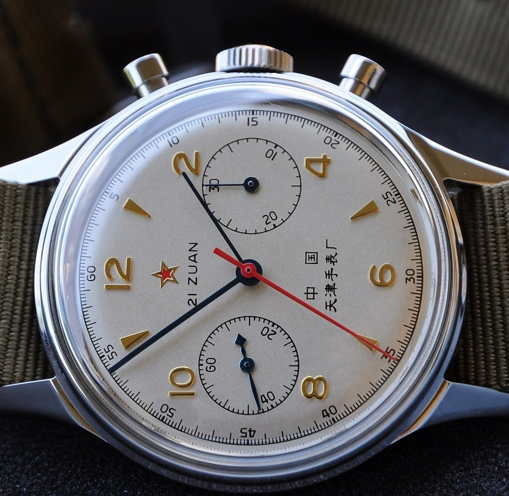 Seagull 1963 Review The Chinese Airforce Chronograph
